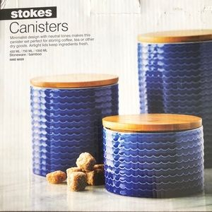 Other - New ceramic canister set